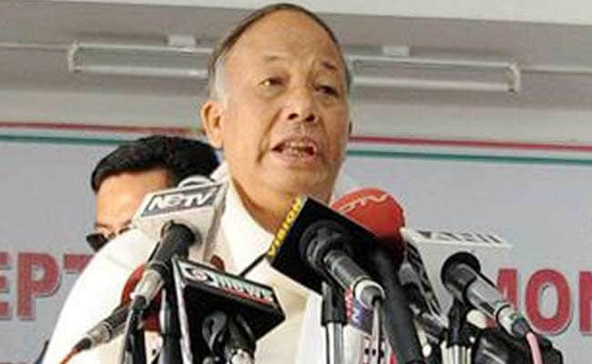 Ibobi Singh Denies Corruption Charges, Welcomes Probe In MDS Scam