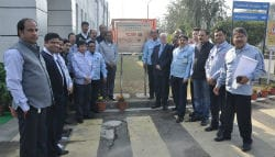 Yamaha Inaugurates 4000KW Solar Power Project at Surajpur Plant
