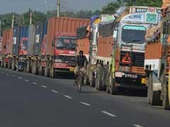 Jammu And Kashmir Truckers Say Vehicles Attacked, Go On Indefinite Strike