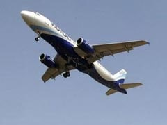 IndiGo Flight Diverted To Mumbai After Passenger 'Misbehaves', Sits On Food Cart