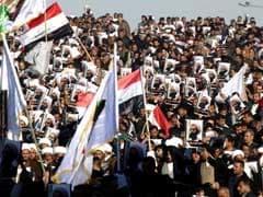 Iraqi Shiite Militias In Mass Anti-Saudi Protest