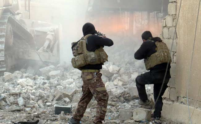 At Least 48 Killed In Attacks In Iraqi Capital, Eastern Town