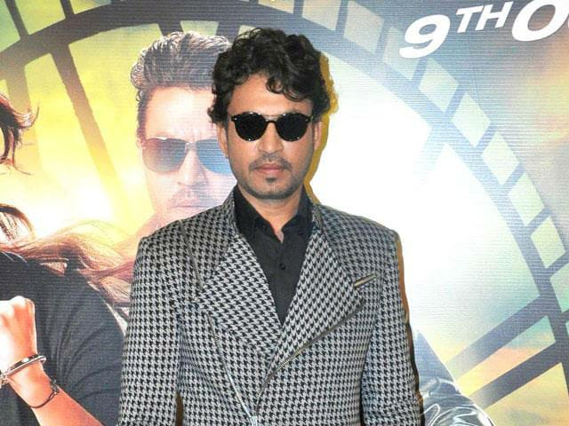 Irrfan Khan is This Hollywood Actress' 'Favourite Actor in The World'
