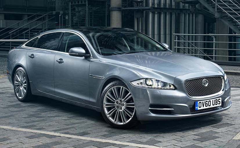 Next-Gen Jaguar XJ Sedan is On Its Way