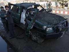 ISIS Group Claims Attack On Pakistan Consulate In Afghan City