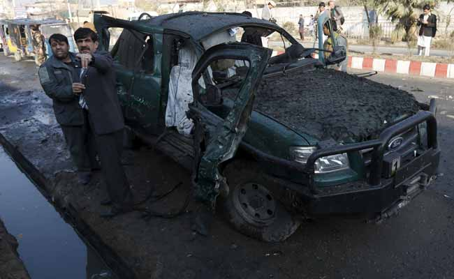 Suicide Attack Targets Pakistan Consulate In Afghanistan's Jalalabad