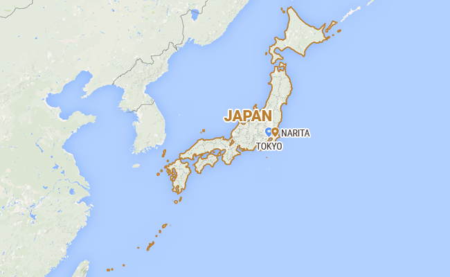 Hokkaido World Map.Earthquake Of Magnitude 5 3 In Japan S Hokkaido No Tsunami Danger