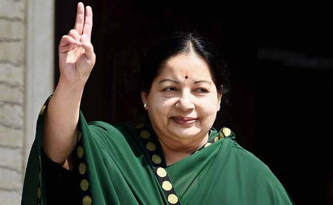 Tamil Nadu Chief Minister Jayalalithaa Launches Free Amma Drinking Water Scheme