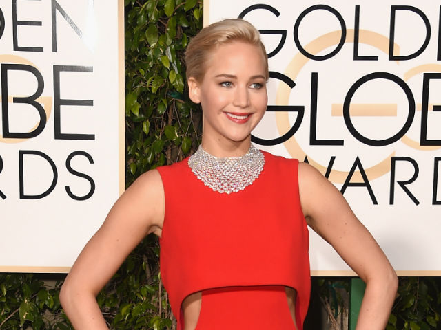 Golden Globes: Jennifer Lawrence Wins Best Actress For Joy