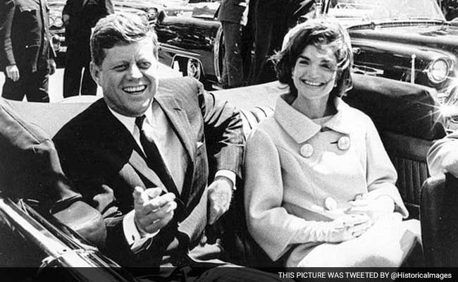 Furniture From John F Kennedy's Home Fetches USD 400,000 At Auction