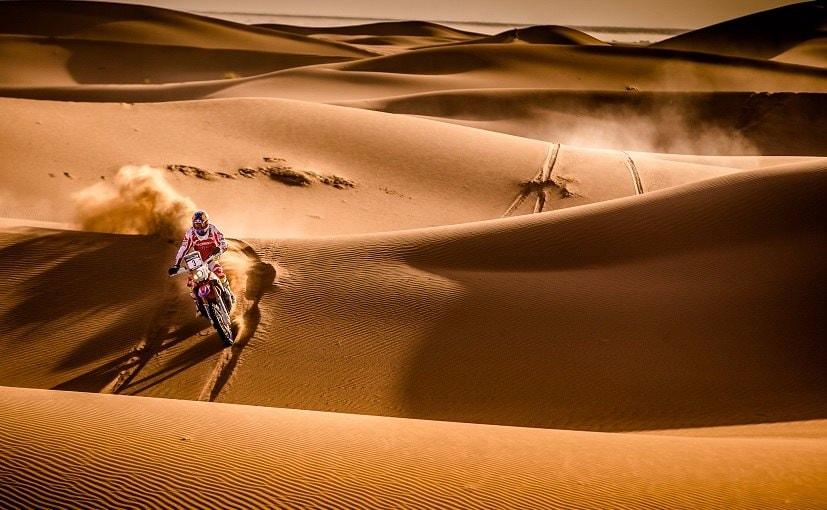 Team HRC Rally Heads to Dakar 2016 to Break KTM Domination