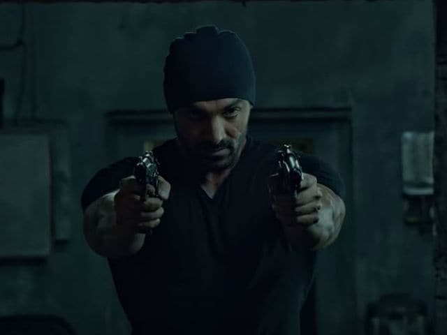 John Abraham Has Swag as Dangerous Rocky Handsome in This Teaser