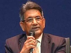 """Chief Justice Must Show Statesmanship,"" Says Former Chief Justice RM Lodha, ""Pained"""