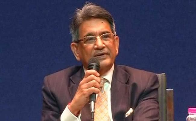 'Chief Justice Must Show Statesmanship,' Says Former Chief Justice RM Lodha, 'Pained'