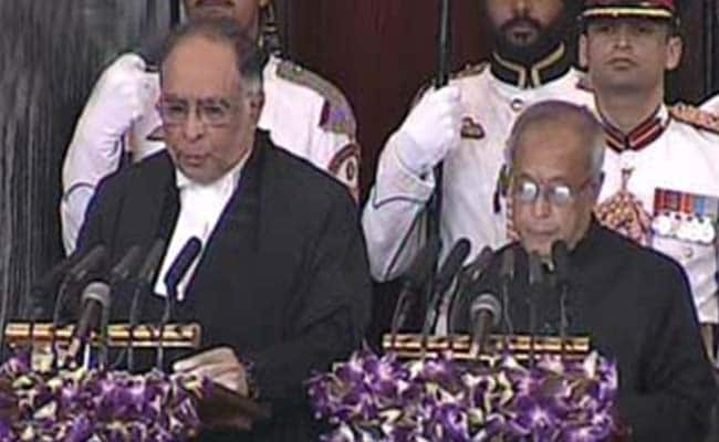 Former Chief Justice Of India, SH Kapadia Dies In Mumbai