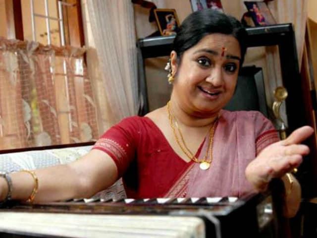 Malayalam Actress Kalpana Given State Funeral in Kerala