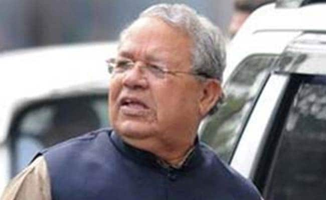Pathankot Attack To Spoil Indo-Pak Ties: Kalraj Mishra