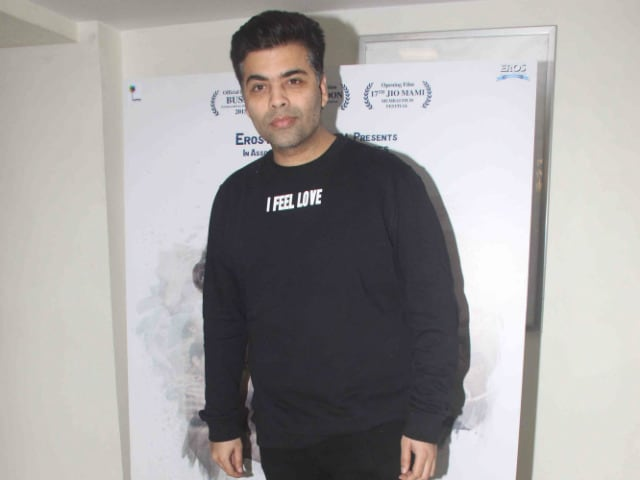 Karan Johar Describes Aligarh As 'Poignant, Moving and Heartbreaking'