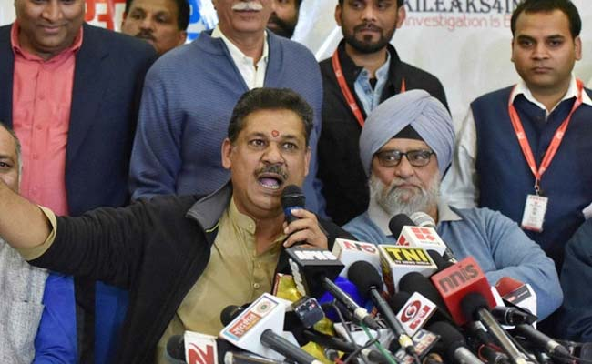 Kirti Azad Showers Praises On Rahul Gandhi, Drops Hints Of Contesting 2019