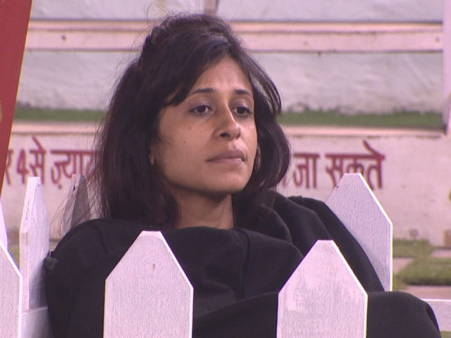 Bigg Boss 9: Kishwer Merchant Out, Says Eviction Was 'Forceful'