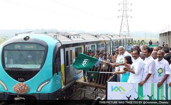 PM Modi To Ride Kochi Metro, 'Metro Man' Sreedharan Slighted, Say Some