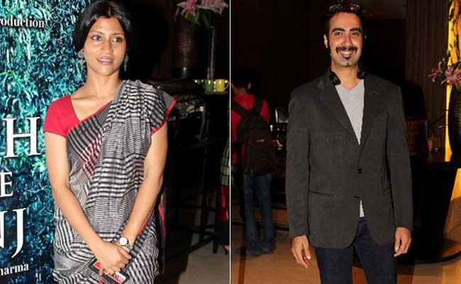 कोंकणा की फिल्म में काम नहीं करना चाहते थे रणवीर शौरी