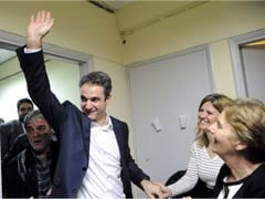 Greek Conservatives Elect New Leader To Challenge PM Alexis Tsipras