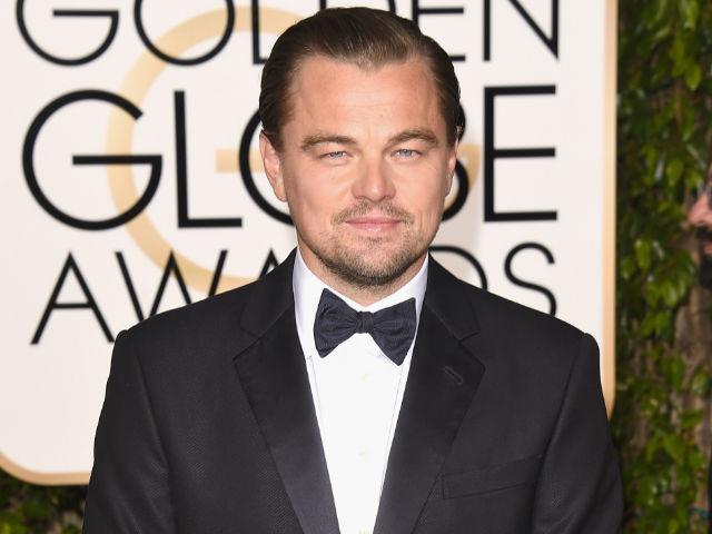 Golden Globes: Leonardo Wins Best Actor Drama For The Revenant