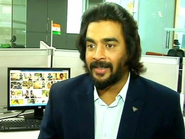 Madhavan Has a 'Lot of Reasons' to be 'Nervous' About Saala Khadoos