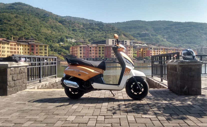Mahindra Gusto 125 Unveiled, Launch Next Month
