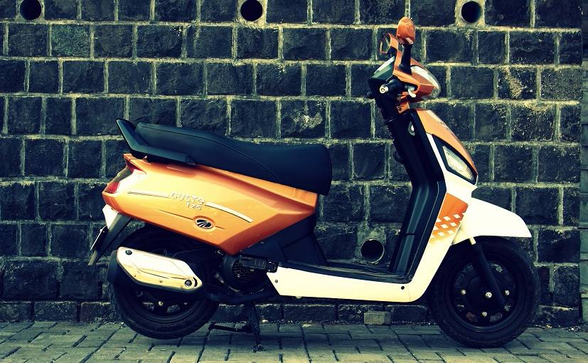 Mahindra Gusto 125 Launched in 8 More States; Prices Start at Rs 48,410