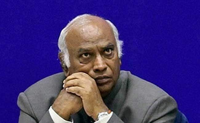 Mallikarjun Kharge Declines To Attend Lokpal Meeting, Says 'Double Standards' Of Government Exposed