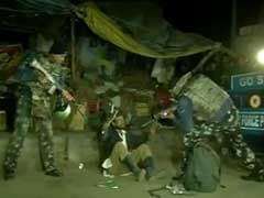 High Alert in Gurdaspur, Pathankot; Combing Operation Still On