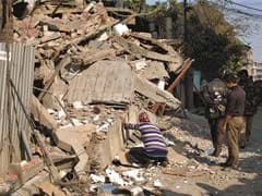 Manipur Earthquake: Rescue, Relief Work In Full Swing