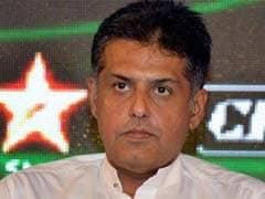 पूर्व मंत्री मनीष तिवारी ने एनडीटीवी इंडिया के खिलाफ आदेश वापस लेने की मांग की