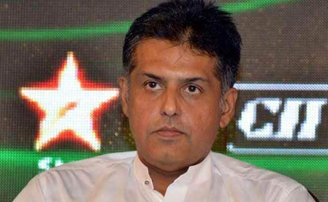 After Digvijaya Singh, Manish Tewari Panned For Abusive Tweet On PM