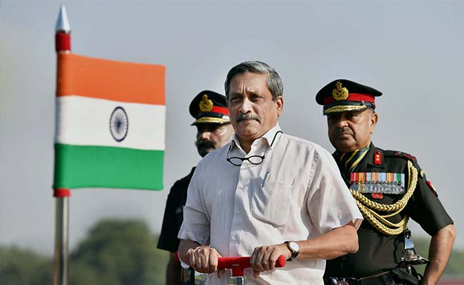 India Likely To Select Fighter Plane Under 'Make In India' By End Of Year: Manohar Parrikar