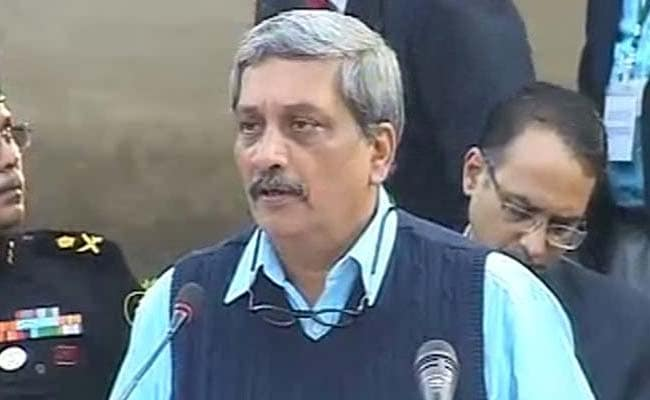 I See Some Gaps, Admits Defence Minister About Pathankot Lapses