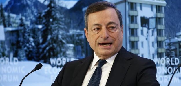 ECB President Mario Draghi dismissed criticism that the central bank was running out of ammunition.