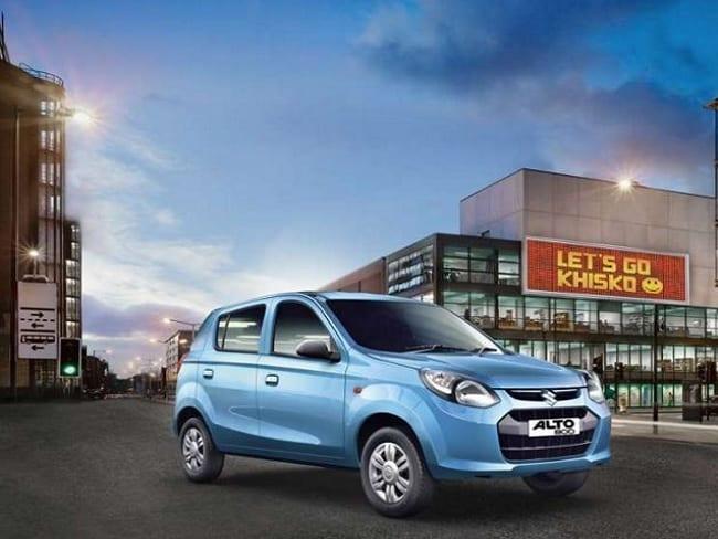 दिल्ली ऑटो एक्स्पो 2016 में शोकेस होगा Maruti Suzuki Alto का डीज़ल वेरिएंट