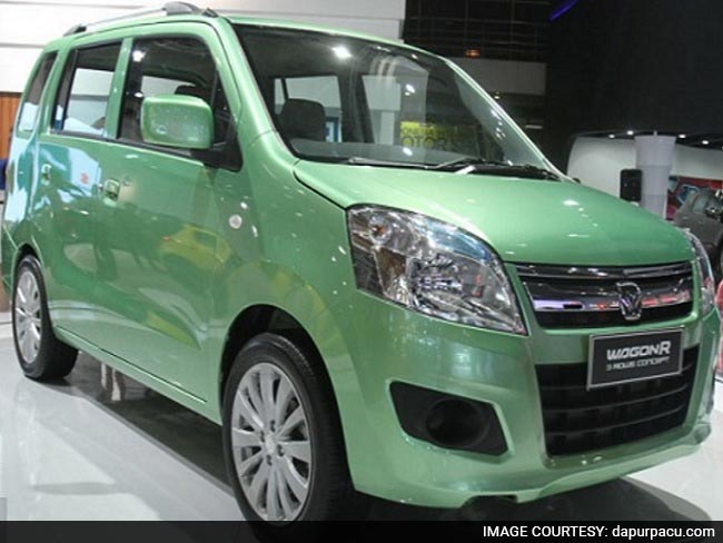 Maruti Suzuki WagaonR 7-सीटर दिल्ली ऑटो एक्स्पो 2016 में हो सकती है शोकेस