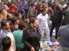 दिल्ली : एमसीडी कर्मचारियों की हड़ताल पांचवें दिन भी जारी