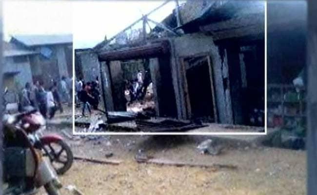 मेघालय के बाजार में आईईडी विस्फोट, नौ लोग घायल