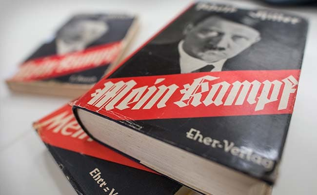 'Mein Kampf,' Long Banned, Returns To German Shelves With Scholarly Notes