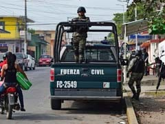 Mexican Cops Again At Centre Of A Mass Disappearance