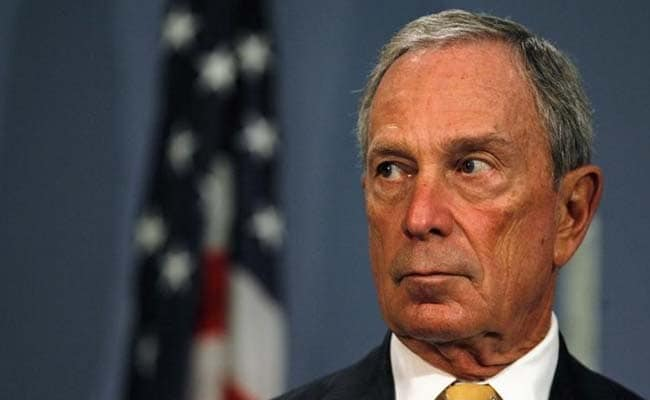 Michael Bloomberg Files Papers Paving Way For US Presidential Bid