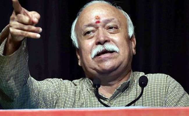 RSS Chief Mohan Bhagwat Says All Religions Teach Us Truth And Non-Violence