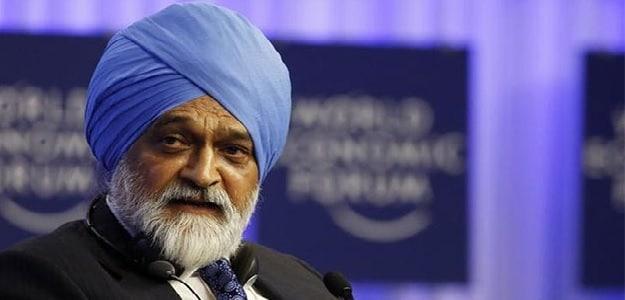 Global Perception Positive About India's Performance: Montek Singh Ahluwalia