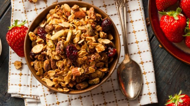 Muesli Recipes: The Healthy Way to Start Your Day - NDTV Food