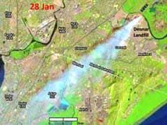 NDTV Exclusive: NASA Satellites Capture The Worrying Mumbai Smog